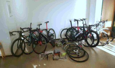 Diebesgut Fahrräder