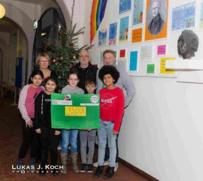 Spende GFA Eichendorffschule