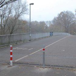 Muss innerhalb der nächsten fünf Jahre erneuert werden: die Dornröschenbrücke.