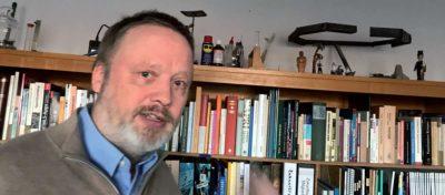 Engagiert sich als Haussprecher und in der Zukunftswerkstatt Ihmezentrum: Gerd Fahrenhorst