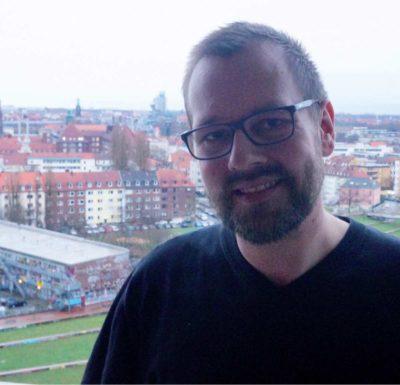 Herrn Röllgen fasziniert das Ihmezentrum trotz oder auch wegen seiner Massivität – und wegen des Gedankens einer Stadt in der Stadt.