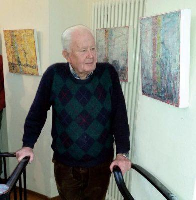 Wurde kurz vor dem Fest 90 Jahre alt: der Ur-Lindener Horst Bohne