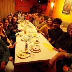 Potluck Dinner Medienhaus Hannover