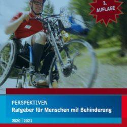 Neuauflage der städtischen Broschüre für Menschen mit Behinderungen