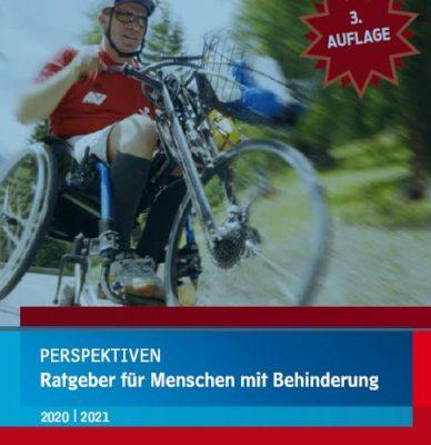Broschüre für Menschen mit Behinderungen