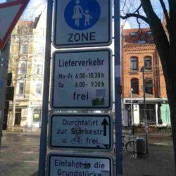 Limmerstraße – Fußgängerzone oder nicht ist hier die Frage