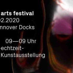 insomnia arts festival – Live-Musik und Live-Kunst in Hannover Docks