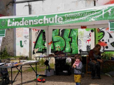 Lindenschule Stand
