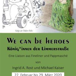 We can be Heroes – König*innen Der Limmerstraße