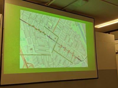 Geplante Fahrradrouten für Linden-Nord