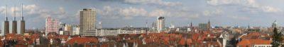 Hannover Skyline vom Lindener Berg