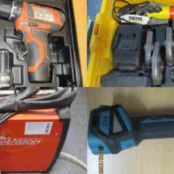 Eigentümer von Werkzeugen gesucht