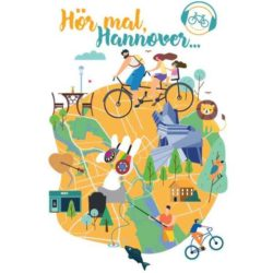 Audio.StadtRadTouren – Hannover jetzt neu erleben