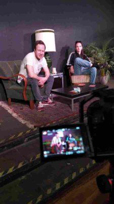 Faust-TV Studiogespräch