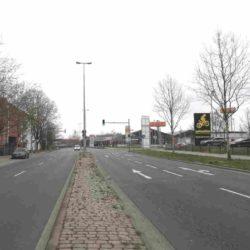 Göttinger Straße: Erneuerung der Fahrbahndecke