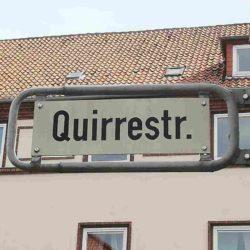 Quirrestraße