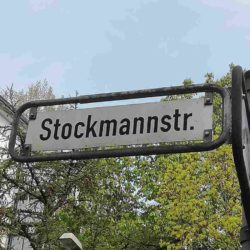 Stockmannstrasse