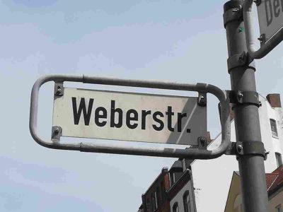 Weberstrasse