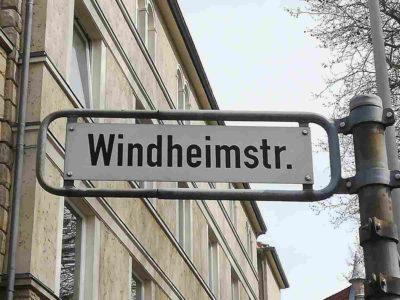 Windheimstrasse