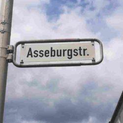 Asseburgstrasse