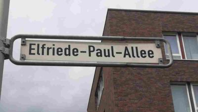 Elfriede-Paul-Allee
