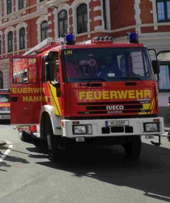 Feuerwehr Linden
