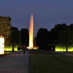 Illumination Großer Garten