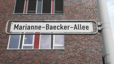 Marianne-Baecker-Allee