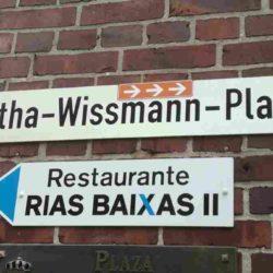 Martha-Wissmann-Platz