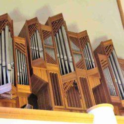 Orgel St. Benno Kirche Linden