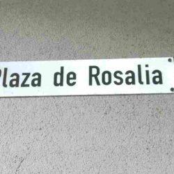 Plaza de Rosalia