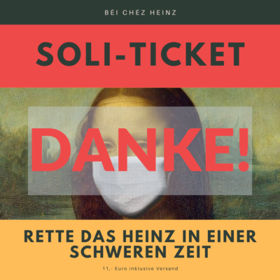 Soli-Ticket DANKE