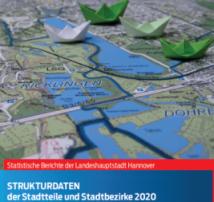 Strukturdaten 2020 der Stadt Hannover veröffentlicht – Wer, wo, was?