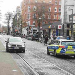 Polizei Limmerstraße