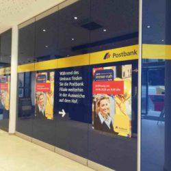 Neueröffnung Postbank Lindener Marktplatz