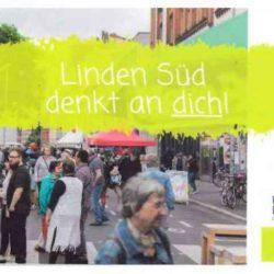 Postkarte Linden-Süd