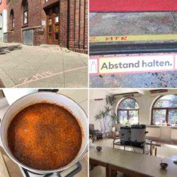 Jeden Mittwoch kostenlos Mittagessen – Suppenküche Plinkestraße