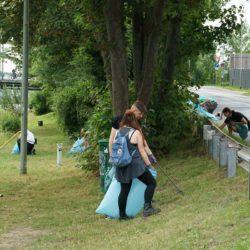 CleanUp – Säuberungsaktion am 4. Oktober am Ihmeufer / Heizkraftwerk