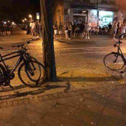 Präsenzeinsätze der Polizei am Samstag in Linden