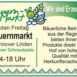 Bauernmarkt Lindener Schmuckplatz