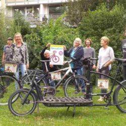 Fahrrad Demo Limmer Klimaschutz