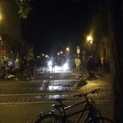 Feiern in Linden – 154 Gefährdeansprachen der Polizei am Wochenende