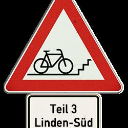 Radweg-Umfrage Teil 3 Linden-Süd