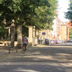 Die Posthornstraße in Linden erhält einen vernünftigen Radweg