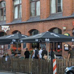 Cafe Kalah in der Velberstraße