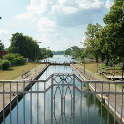 Lindener Hafen-Schleuse