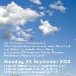 ensemble artists - Unter freiem Himmel