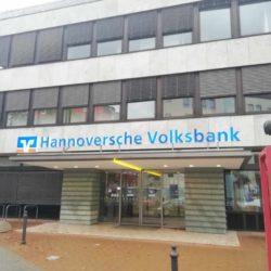 Hannoversche Volksbank gibt den Standort Minister-Stüve-Straße auf