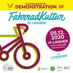 2. Klimademonstration für FahrradKultur in Limmer