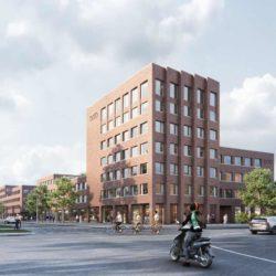 Abriss vom Kaisercenter und Neubau des BOB-Büroquartier startet